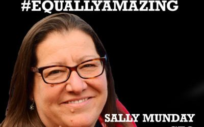 #EquallyAmazing – Sally Munday (CEO) England Hockey shares her thoughts