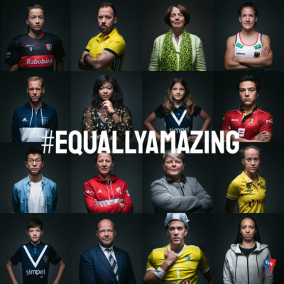 #EquallyAmazing enters its next phase – Delivery