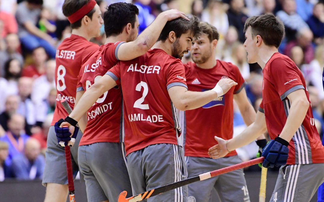 SV Arminen and Der Club an der Alster will contest the 2020 EuroHockey Indoor Club Cup, Men