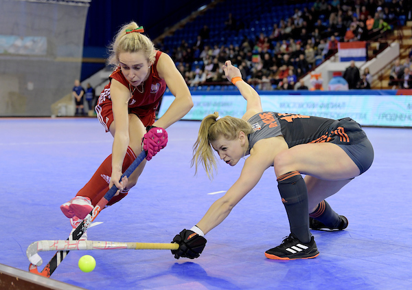 2020 EuroHockey Indoor Championships – Ranking