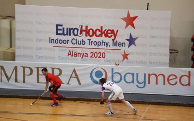 Roundup EuroHockey Indoor Club Trophy and Challenges, Men