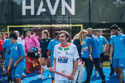 Hockey Family celebration at the Cronos Euro ParaHockey 2019