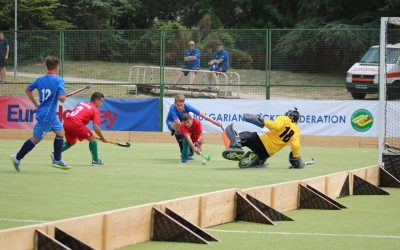 EuroHockey5s U16 Championships 2021- UPDATED