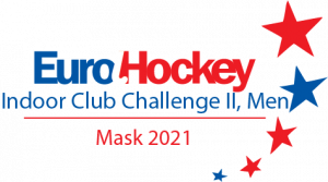 EuroHockey Indoor Club Challenge II, Men (CANCELLED) @ Oslo, Norway