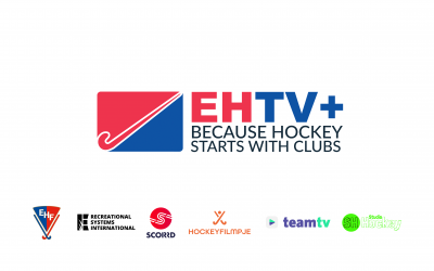 EHTV+ the ground-breaking digital ecosystem for club hockey in Europe
