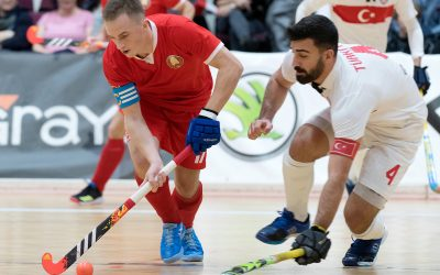 EuroHockey Indoor Junior Championships 2021- UPDATED