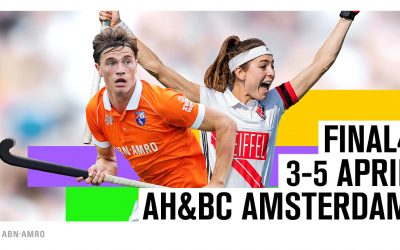 EHL confirms ABN AMRO FINAL4 match schedule for Easter 2021