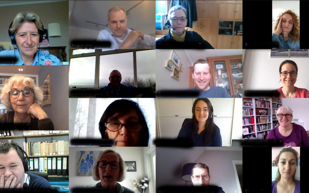 #FridayFocus – EHF Officials Meeting