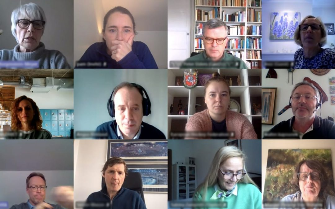 EHF Executive Board Report, March 2021