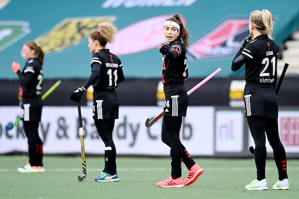 AH&BC Amsterdam and Royal Léopold land EHL 3rd places  with 4-2 victories