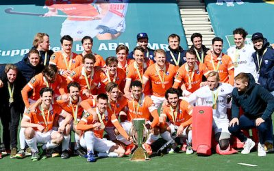Brilliant Bloemendaal storm to record-breaking fourth EHL Men's title