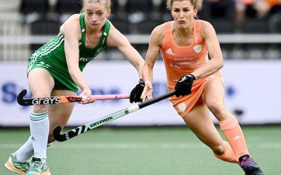 Women's EuroHockey Championship gets underway