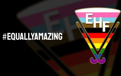 The EHF proudly celebrating Pride Month!