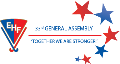 Report from the 33rd EHF General Assembly