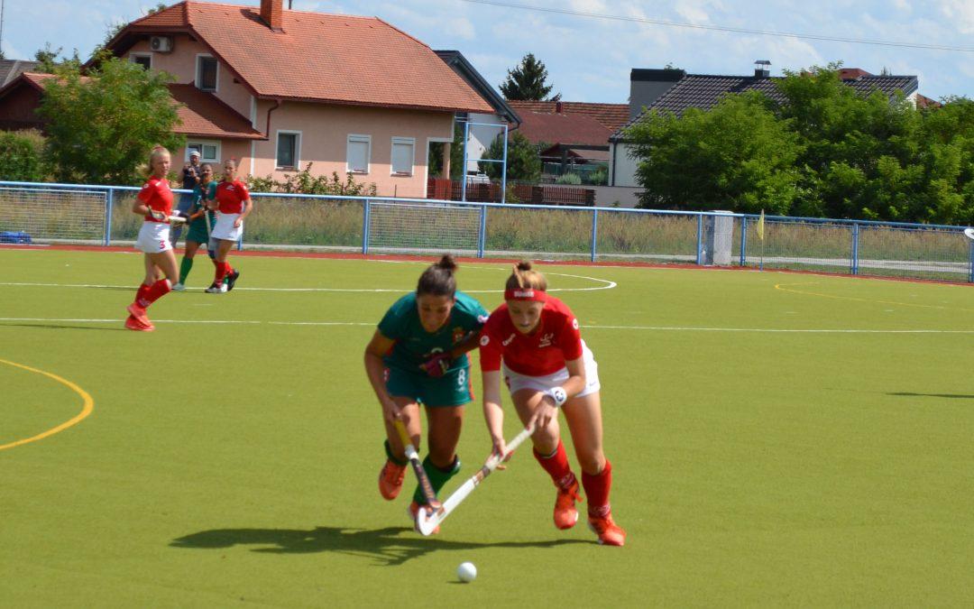 Day 3 roundup – EuroHockey Championship III, Women, Lipovci