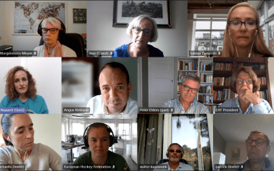 EHF Executive Board report – September 2021