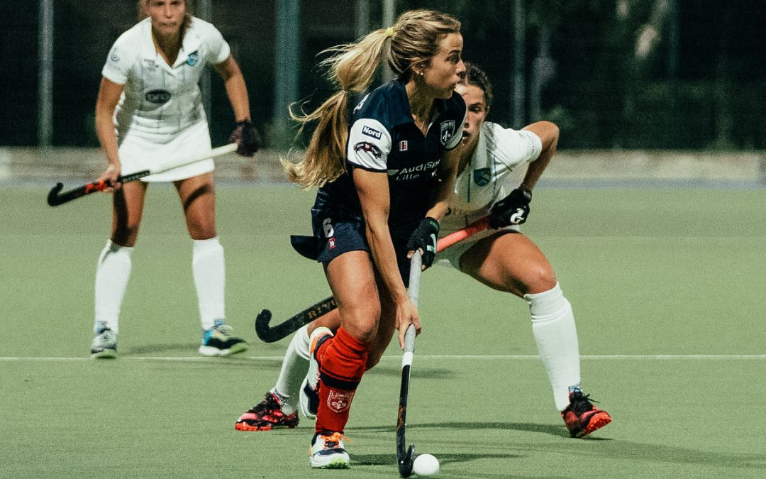 Day 1 Roundup – EuroHockey Club events – the second weekend!
