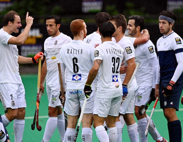 Day 2 round up EuroHockey and EHL club events