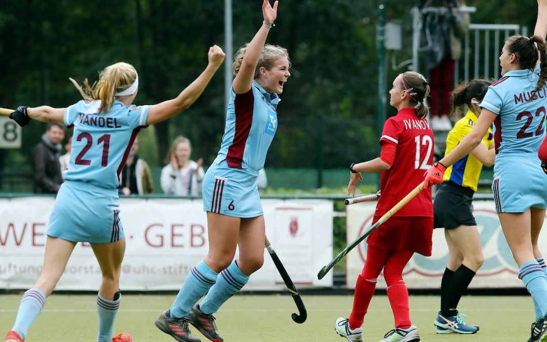 Day 3 Roundup EuroHockey and EHL Club events